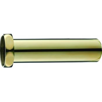 Трубка для сифона 300мм золото